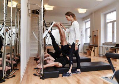 Pilates Reformer/Tower