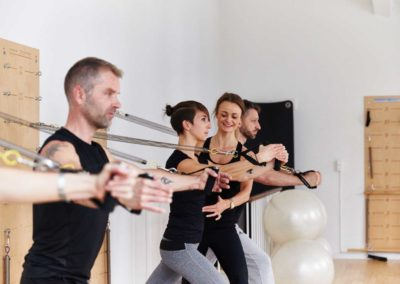 Pilates privat og duet