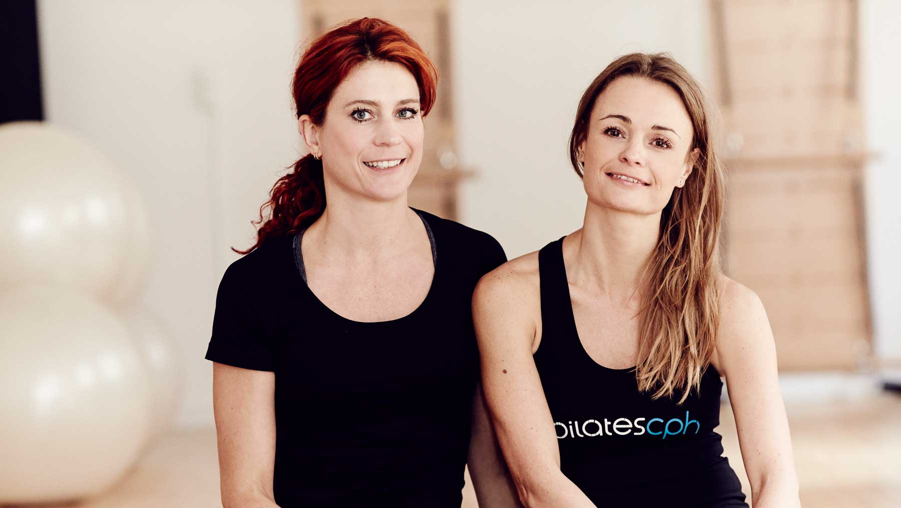 Gitte og Camilla - Pilates Cph Academy