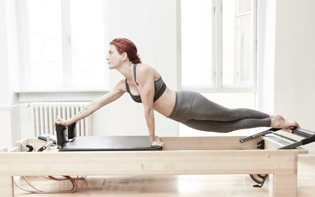 Pilates træning