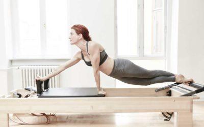 Pilates Reformer-træning? Pilates er så meget mere!