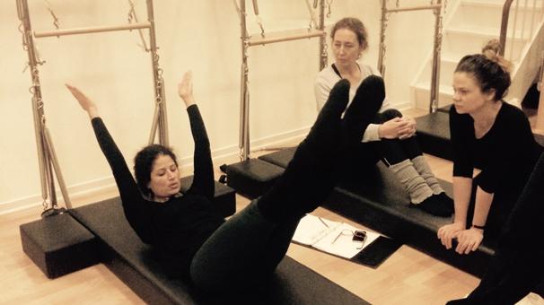 Pilatesinstruktør-uddannelse