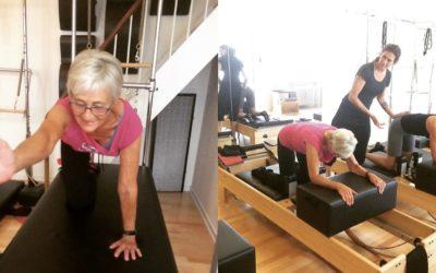 Pilates afværgede mange smerter