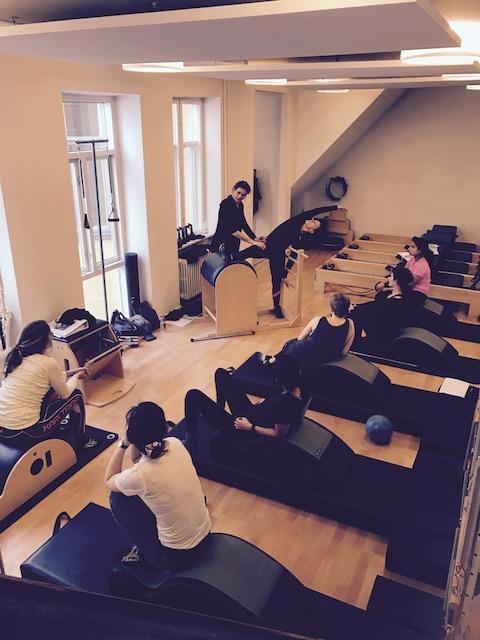 Pilatesuddannelse med masser af muligheder