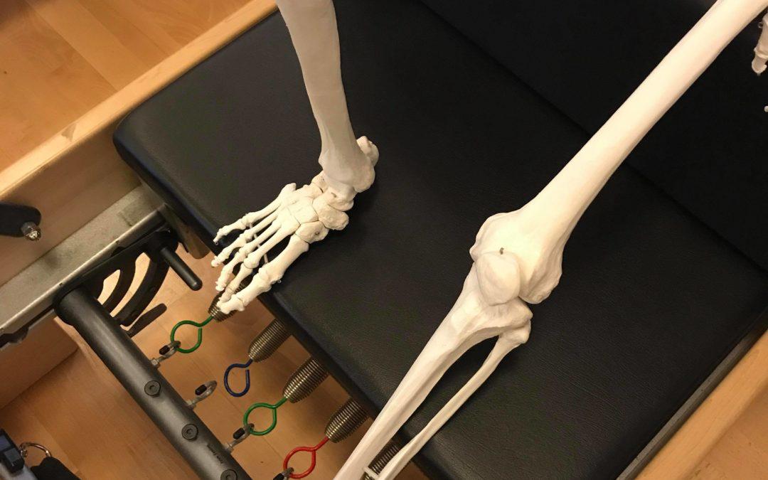 Læs vores blogindlæg om, hvordan Birte Møller fik genoptrænet sit knæ
