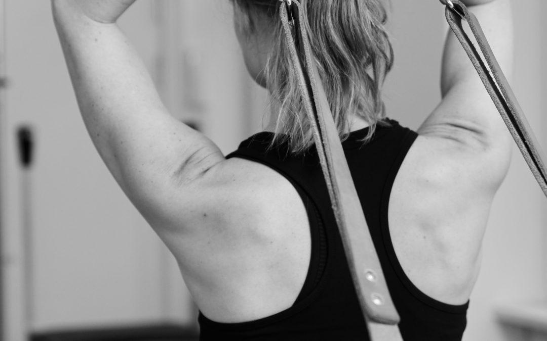 Læs her hvordan Marie-Louise imponerede sin kiropraktor efter kun 2 måneders træning hos Pilates Cph